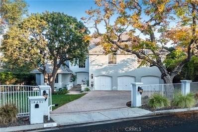 18431 Tarzana Drive, Tarzana, CA 91356 - MLS#: SR20009994