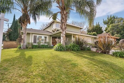 23500 Lloyd Houghton Place, Newhall, CA 91321 - MLS#: SR20010107