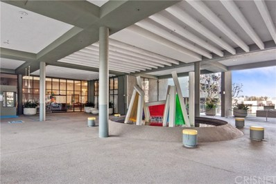 880 W 1st Street UNIT 707, Los Angeles, CA 90012 - MLS#: SR20010261