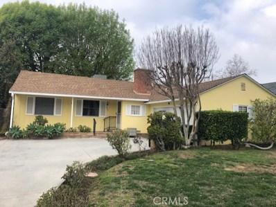 4931 Matilija Avenue, Sherman Oaks, CA 91423 - MLS#: SR20011163