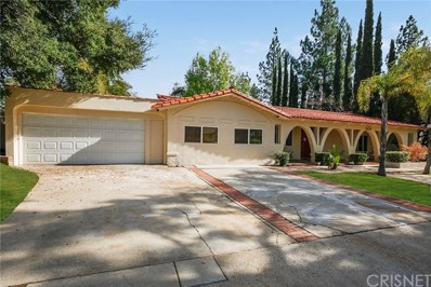 10710 Melvin Avenue, Porter Ranch, CA 91326 - MLS#: SR20011353