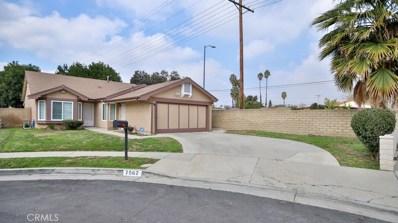 7567 Bovey Avenue, Reseda, CA 91335 - MLS#: SR20012253