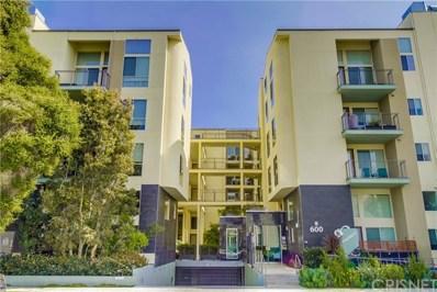 600 S Ridgeley Drive UNIT 311, Los Angeles, CA 90036 - MLS#: SR20014418