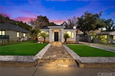 1816 El Sereno Avenue, Pasadena, CA 91103 - MLS#: SR20015073