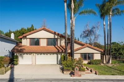 3330 Heatherglow Street, Thousand Oaks, CA 91360 - MLS#: SR20015149