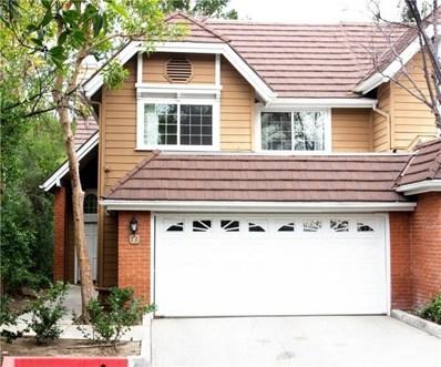 20950 Oxnard Street UNIT 1, Woodland Hills, CA 91367 - MLS#: SR20015349