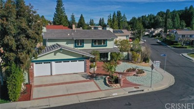24501 CRABAPPLE Court, West Hills, CA 91307 - MLS#: SR20015373
