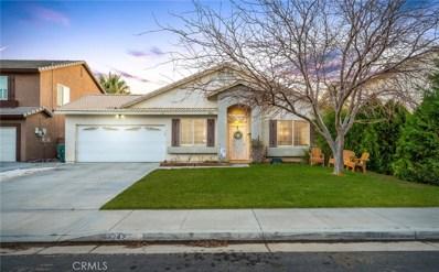 3242 Garnet Avenue, Rosamond, CA 93560 - MLS#: SR20016581