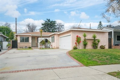 1831 N Pass Avenue, Burbank, CA 91505 - MLS#: SR20016663