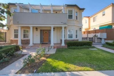 785 S Marengo Avenue UNIT 3, Pasadena, CA 91106 - MLS#: SR20016828