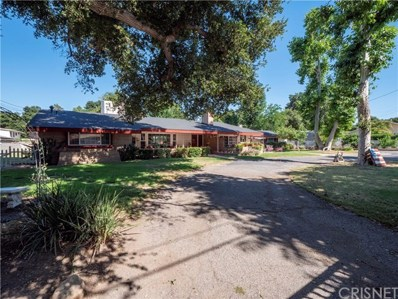 24824 Quigley Canyon Road, Newhall, CA 91321 - MLS#: SR20017747