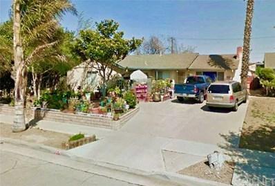 1032 N 6th Street, Lompoc, CA 93436 - MLS#: SR20018329
