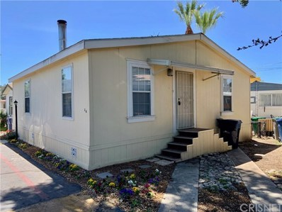 18540 Soledad Canyon Rd #26 UNIT 26, Canyon Country, CA 91351 - MLS#: SR20020874