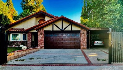 19244 Malden Street, Northridge, CA 91324 - MLS#: SR20021787