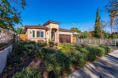 14313 Emelita Street, Sherman Oaks, CA 91401 - MLS#: SR20022856