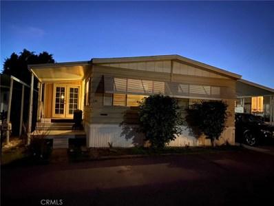 21500 Lassen Street UNIT 186, Chatsworth, CA 91311 - MLS#: SR20023072