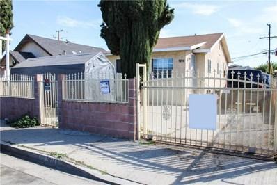 1014 Fraser Avenue, East Los Angeles, CA 90022 - MLS#: SR20025794