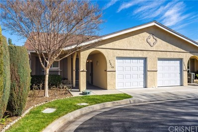 26836 Avenue Of The Oaks UNIT D, Newhall, CA 91321 - MLS#: SR20026457