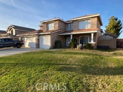 3207 Fairgreen Lane, Palmdale, CA 93551 - MLS#: SR20026696