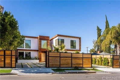 4841 Alonzo Avenue, Encino, CA 91316 - MLS#: SR20028144