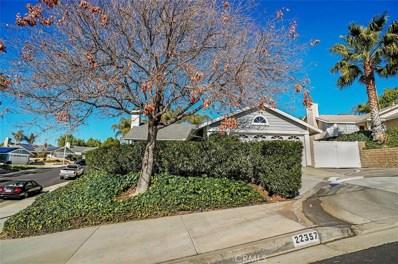 22357 Barcotta Drive, Saugus, CA 91350 - MLS#: SR20029760