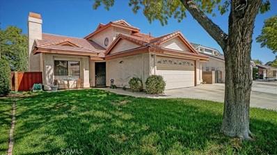 3123 Golfwood Court, Lancaster, CA 93536 - MLS#: SR20030504