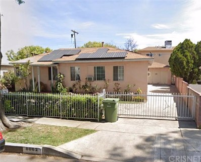 8062 Tyrone Avenue, Panorama City, CA 91402 - MLS#: SR20031491