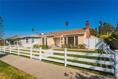 5142 Pickford Way, Culver City, CA 90230 - MLS#: SR20031704