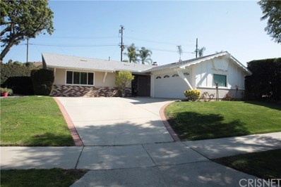 9544 Mclennan Avenue, Northridge, CA 91343 - MLS#: SR20031847
