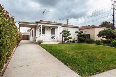 1756 S Carmelina Avenue, Los Angeles, CA 90025 - MLS#: SR20031867
