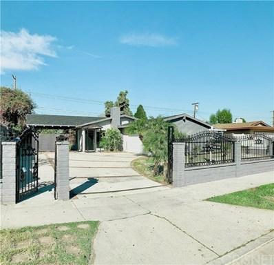 19221 Napa Street, Northridge, CA 91324 - MLS#: SR20032300