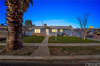 2191 Orange Street, Rosamond, CA 93560 - MLS#: SR20032514