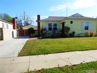13506 Reliance Street, Arleta, CA 91331 - MLS#: SR20032945