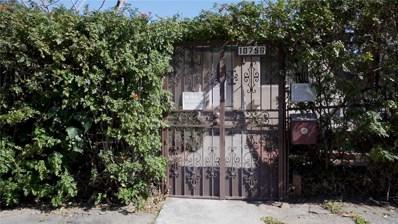 10756 Oro Vista Avenue, Sunland, CA 91040 - MLS#: SR20033019