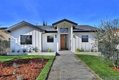 5001 Rubio Avenue, Encino, CA 91436 - MLS#: SR20034551