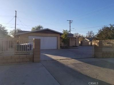 45437 Andale Avenue, Lancaster, CA 93535 - MLS#: SR20036425