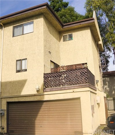 9131 Burnet Avenue UNIT 21, North Hills, CA 91343 - MLS#: SR20037004