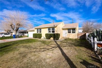 38642 21st Street E, Palmdale, CA 93550 - MLS#: SR20037777
