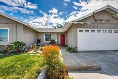 19302 Aguiro Street, Rowland Heights, CA 91748 - MLS#: SR20038008