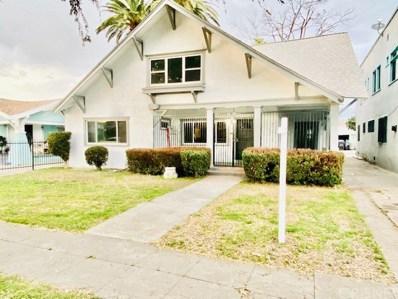 1245 W 46th Street, Los Angeles, CA 90037 - MLS#: SR20039282