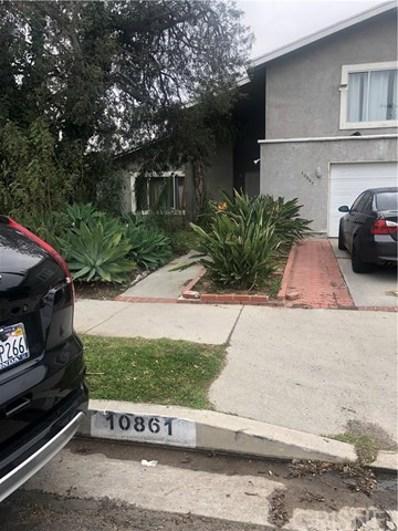 10861 Lindley Avenue, Granada Hills, CA 91344 - MLS#: SR20045378