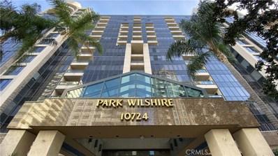 10724 Wilshire Boulevard UNIT 804, Los Angeles, CA 90024 - MLS#: SR20050016