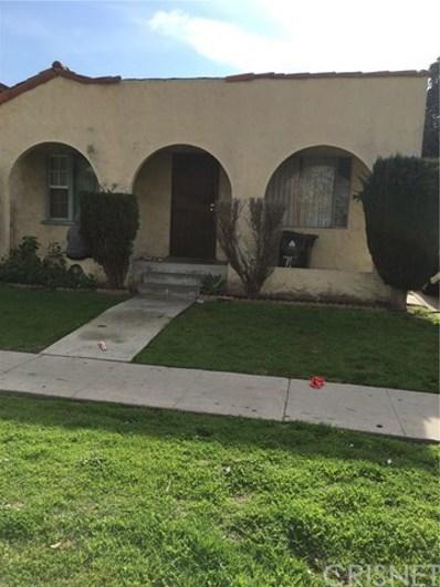 714 E 76th Place, Los Angeles, CA 90001 - MLS#: SR20052952