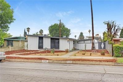 7743 White Oak Avenue, Reseda, CA 91335 - MLS#: SR20053151
