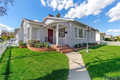 5631 Columbus Avenue, Sherman Oaks, CA 91411 - MLS#: SR20060413
