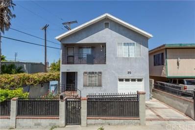 2923 Carmona Avenue, Los Angeles, CA 90016 - MLS#: SR20062334