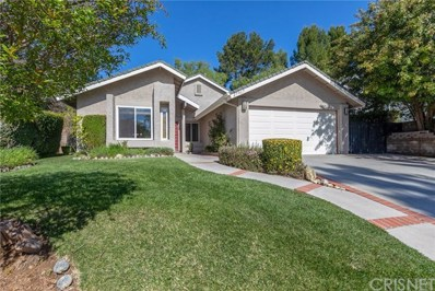 27917 Redwood Glen Road, Valencia, CA 91354 - MLS#: SR20062550