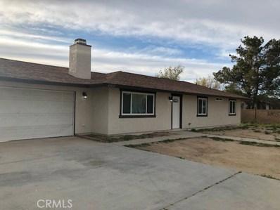 41035 168th Street E, Lancaster, CA 93535 - MLS#: SR20065144