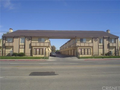 38710 10th Street E UNIT 17, Palmdale, CA 93550 - MLS#: SR20065440