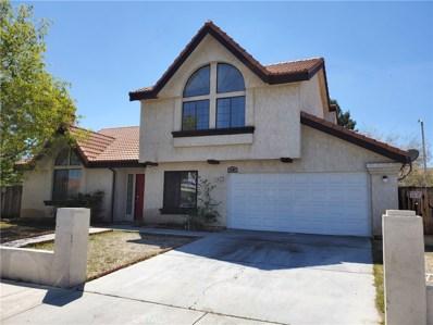 5326 Blue Sage Drive, Palmdale, CA 93552 - #: SR20075206